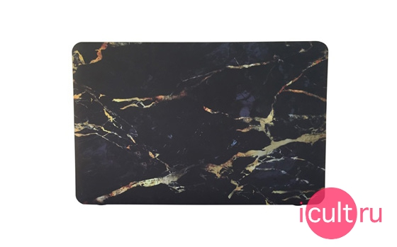 i-Blason Case Black/Gold Marble MacBook Air 13