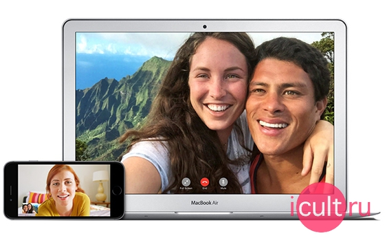 Новый Apple MacBook Air 13 2016