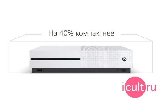 Характеристики Xbox One S
