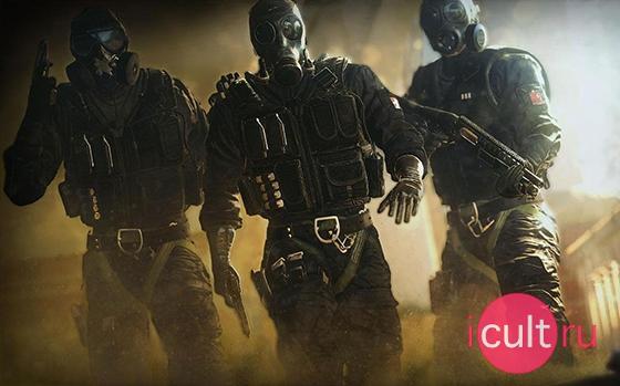Microsoft Xbox ONE + Tom Clancy's Rainbow Six Siege