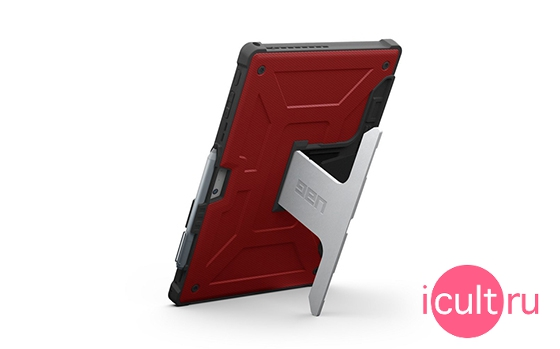 UAG Aluminum Stand Case Red