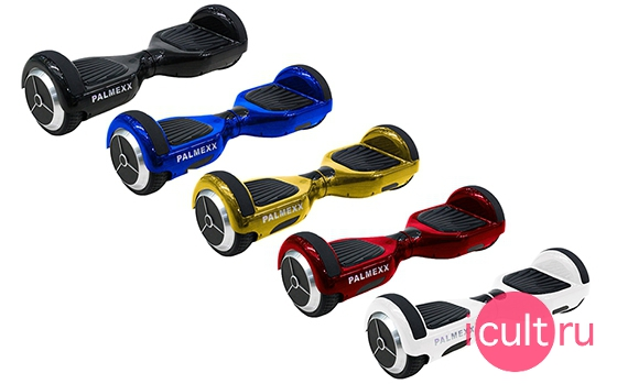 PALMEXX Smart Balance Wheel 6,5 Red