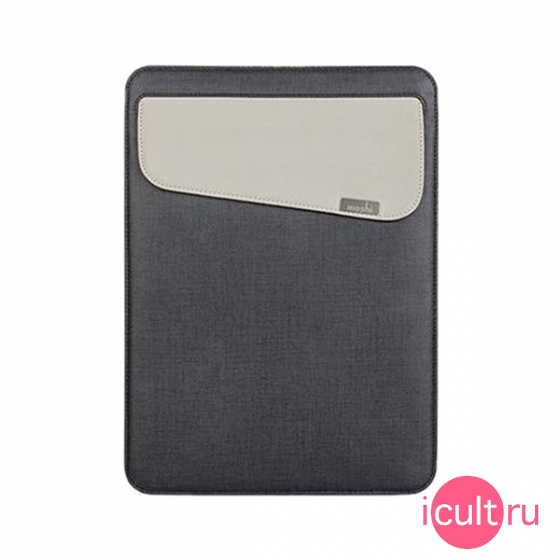 "Чехол Moshi Muse Graphite Black для MacBook Air/Pro 13/iPad Pro 12.9"" черный 99MO034004"