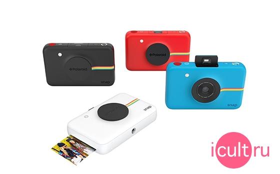 Polaroid Snap Red