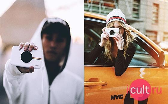 обзор Polaroid Snap