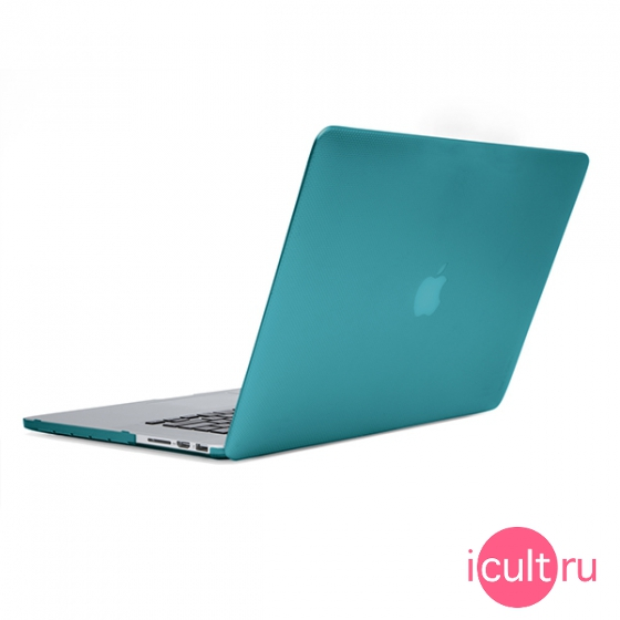 "Чехол Incase Hardshell Case Peacock для MacBook Pro 13"" бирюзовый CL90058"