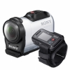 Экшн камера + пульт Sony AZ1 Action Cam Mini Wi-Fi White белая HDR-AZ1VB