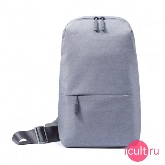 Рюкзак Xiaomi Simple City Backpack Grey для iPad серый