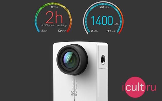 характеристики Xiaomi Yi 4K Action Camera