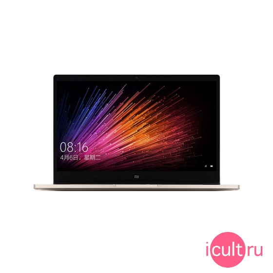 "Ноутбук Xiaomi Mi Notebook Air 12,5"" Intel Core M3 2*2,2 ГГц, 4ГБ RAM, 128ГБ Flash Gold золотой"