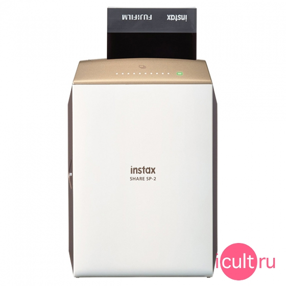 Фотопринтер Fujifilm Instax Share SP-2 Printer Gold золотой