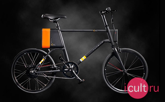 Xiaomi Mi Yunbike C1 Space Gray