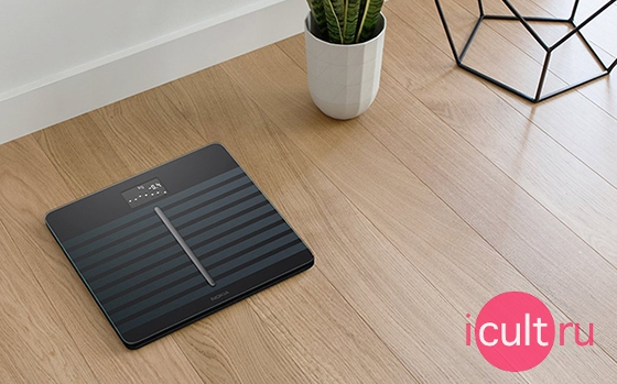 Withings/Nokia Body Cardio Scale Black