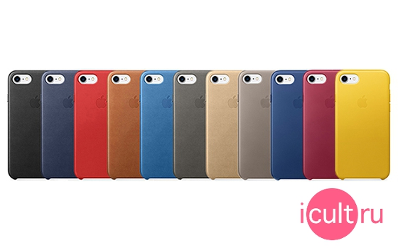 Apple Leather Case MMY42