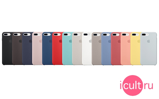 Apple Silicone Case MMT02