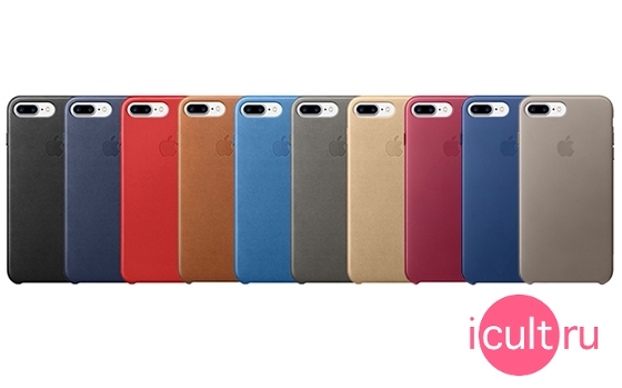 Apple Leather Case MMYF2
