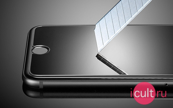 iCult Ultra Protection Crystal Glass 0,33mm iPhone 7 Plus