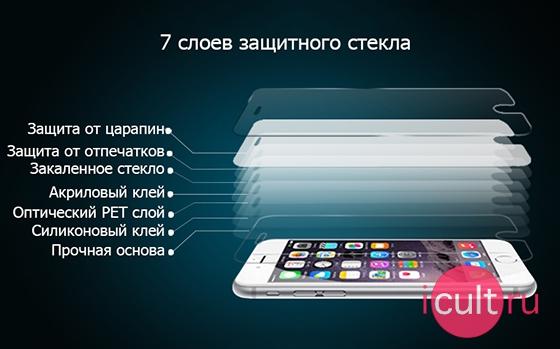 iCult Anti-Spy iPhone 6 Plus
