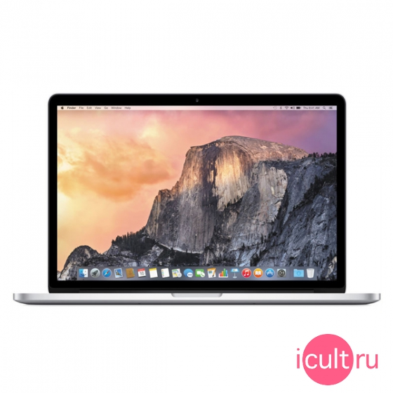Ноутбук Apple MacBook Pro 15 Retina Core i7 4*2,5 ГГц, 16ГБ RAM, 512ГБ Flash Mid 2015 Z0RG