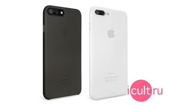 Ozaki O!coat 0.4 Jelly Black iPhone 7 Plus