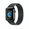 Смарт-часы Apple Watch Series 2 42 мм Space Black Stainless Steel/Space Black Link Bracelet черные MNQ02
