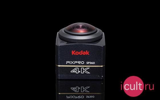 Kodak PIXPRO SP360 4K VR Camera Dual Pro Pack