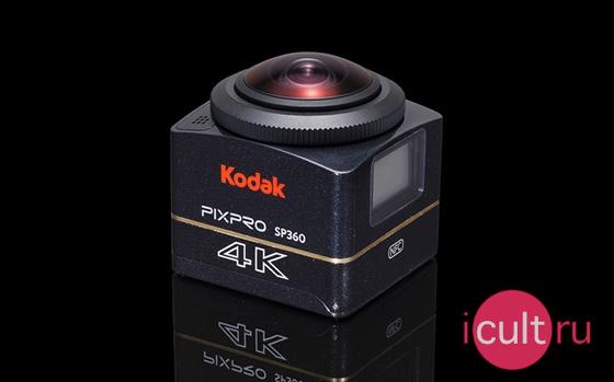 Экшн камера Kodak PIXPRO SP360 4K