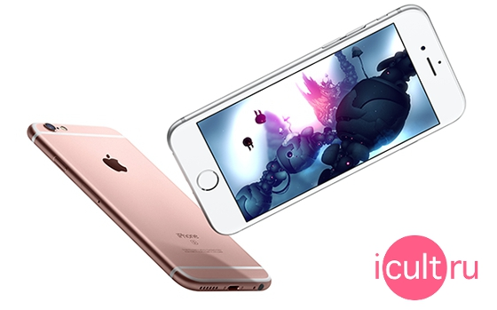 iOS 10 Apple iPhone 6S