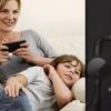 Беспроводной медиаплеер Google Chromecast Ultra 4K Black черный