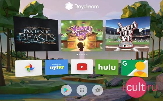 Очки Google Daydream View