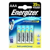 Батарейки Energizer Maximum LR03/E92 AAA 4 шт.