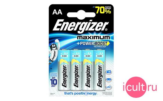 Energizer Maximum LR6/E91