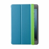Чехол-книжка Momax Flip Cover Blue/Green для iPad mini 1/2/3 голубой/зеленый