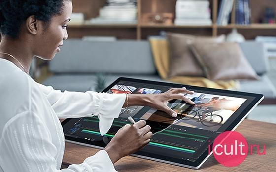 Новый Microsoft Surface Studio