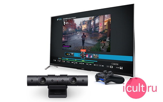 Sony Playstation v2 Camera CUH-ZEY2