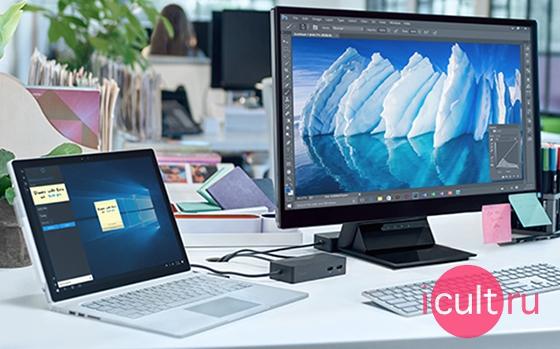 Новый Microsoft Surface Book with Performance Base