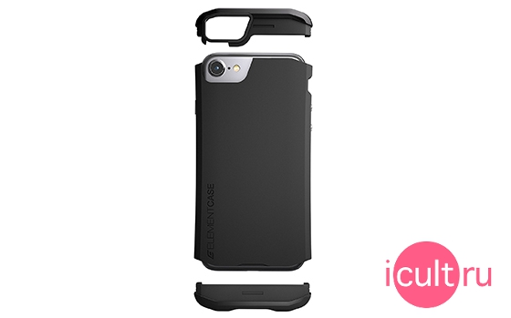 Element Case Aura Black iPhone 7