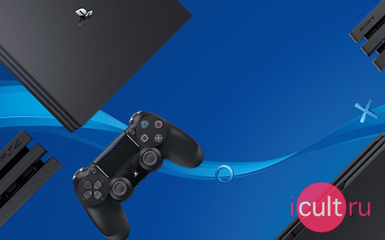 Характеристики Sony Playstation 4 Pro