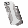 Чехол Speck Presidio Grip White/Ash Grey для iPhone 7/8 белый/серый 79987-5728