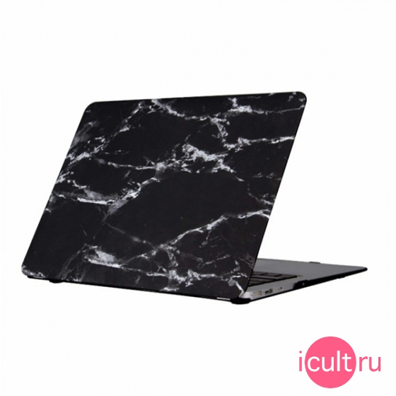 Чехол Uniq HUSK Pro Marbre для MacBook Air 13 черный мрамор MA13-HSKPMBLK