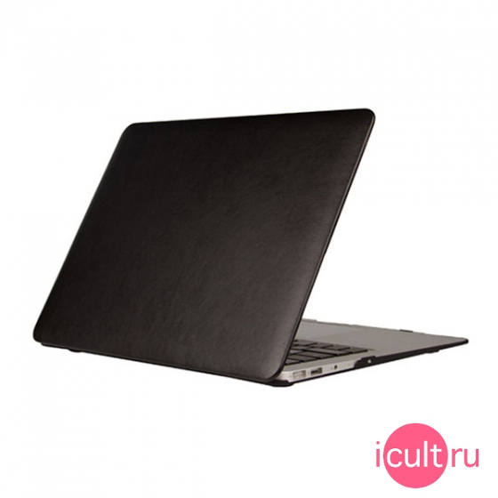 Чехол Uniq HUSK Pro TUX для MacBook Air 13 черный MA13-HSKPTBLK