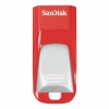 USB флеш-накопитель SanDisk Cruzer Edge EURO 2016 64GB USB 2.0 Red красный SDCZ51-064G-E35RG