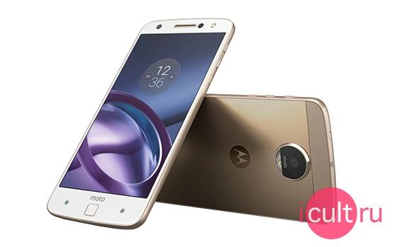 Motorola MOTO Z XT1650-03 White/Gold