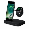 Док-станция Belkin Valet Charge Dock для iPhone/Apple Watch черная 8J183VFBLK-APL