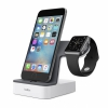 Док-станция Belkin PowerHouse Charge Dock для iPhone/Apple Watch белая F8J200vfWHT