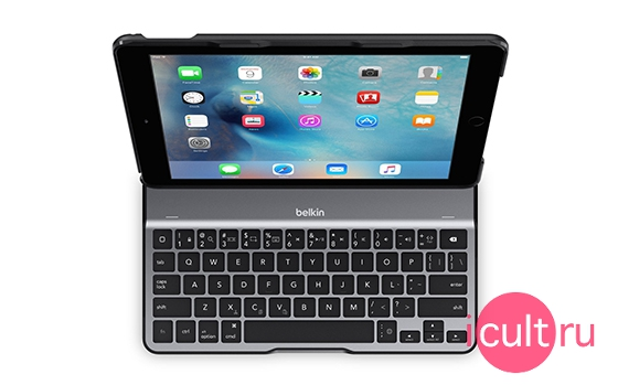 Belkin Ultimate Lite Keyboard Case F5L192ttBLK