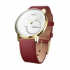 Смарт-часы Withings Activite Steel Gold Edition Gold/Deep Red золотые/красные
