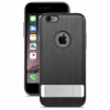 Чехол Moshi Kameleon Steel Black для iPhone 6/6S Plus черный 99MO080022