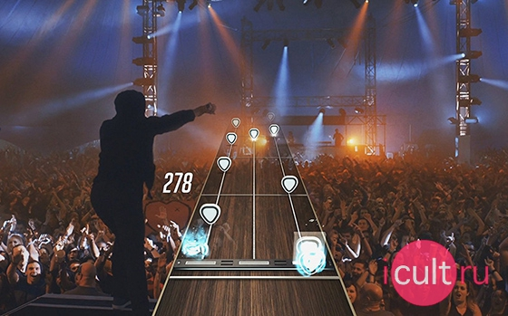 Activision Guitar Hero Live Controller