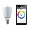 Управляемая мультицветная лампа BeeWi Smart LED Color Bulb 5W/E14 для iOS/Android устройств белая BBL125